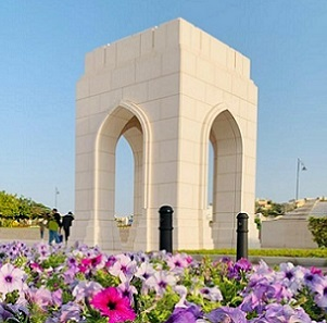 Barka-round-about-Muscat